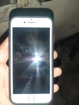 I phone 7 32 gbone year old battery health 83% no bill box only charge