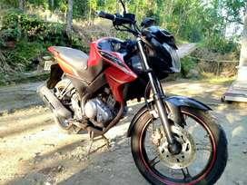 Vixion 2013 hitam merah