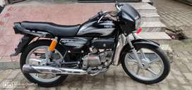 Delhi number good condition one hand used bike