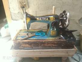 New sewing machine for urgent sale.