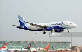 Indigo Airlines / All India Vacancy opened in Indigo Airlines - Make y