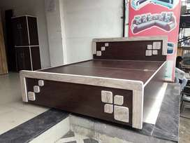 New Wooden double Bed 5x6 foot