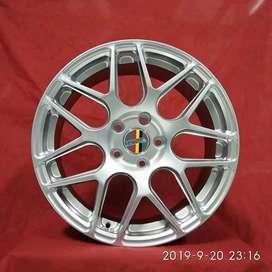 VELg mobil racing ring17 HSRwheel PCD 5×112 bisa buat Inova HR-V