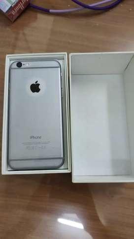 Iphone 6 16 giga lengkap murah