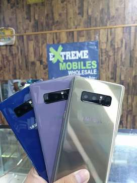 Samsung note8 6GB 64GB ALL COLOURS AVAILABLE