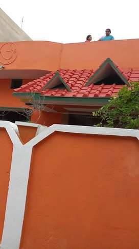 Furnished house full ventilated house