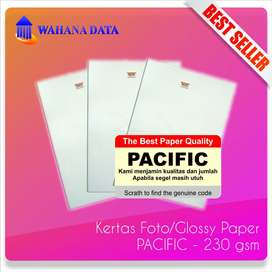 Kertas Foto Glossy Photo Paper Blank A4 240 Gsm - Isi 20