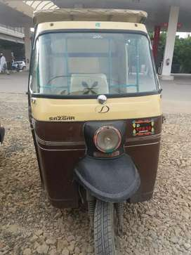 Sazgar Rickshaw For Sale