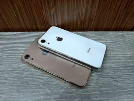 Case Iphone Glass Candy Colors Backcase Glass Berwarna iphone XR