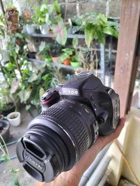 Nikon d5100 Fullshet Tas