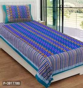 Best quality ethnic bedsheets