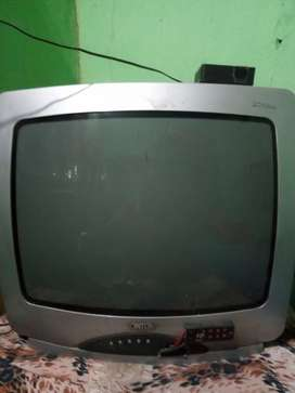 "ONIDA 21""color TV"