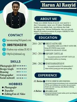 Cari pekerjaan semua bidang siap belajar