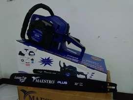 "MAESTRO CHAINSAW CS6500L+ (22"" BAR LASERTIP)"