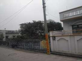 Plot for sell in jankipuram