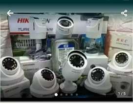 Harga hemat camera CCTv 2mp / 5mp plus pemasangan di bekasi
