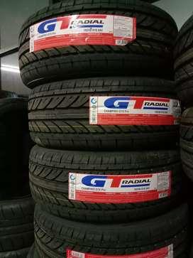 BAN GT RADIAL CHAMPIRO GTX PRO UKURAN 195/50 R16 VIOS MAZDA2 SIRION