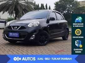[OLXAutos] Nissan March 1.5 M/T 2014 Hitam