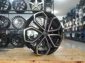 Velg racing ring 17 HSR cocok buat mercedes inova xpander rush dll