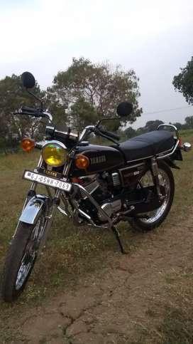 YAMAHA RX100 1996