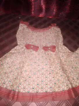 one year baby frock one drass price 200