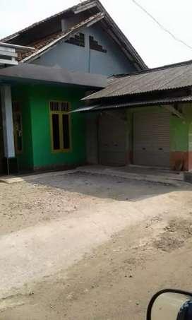 Rumah kampung rp 750jt (NEGO)