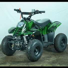 80cc junior ATV with automatic engine tubeless tyres Price:48,000