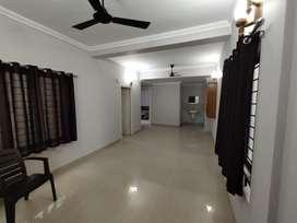 3bhk spacious furnished flat at varissery kottayam 20000