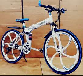 Mercedes Benz foldable Cycle available
