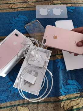 All accessories available apple iPhone 7 plus 128 GB