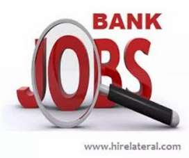 Urgent Hiring in HDFC Bank driver security guards collections