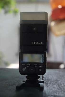 Godox tt350c ttl external flash