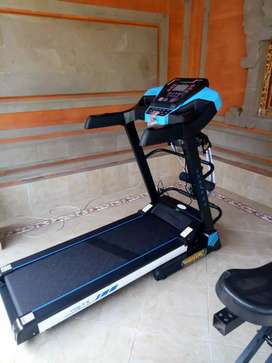 solusi and mudah sehat treadmill osaka 2/3 step incline