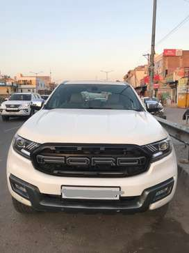 Ford Endeavour 2016 Diesel Good Condition