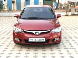 Honda Civic 2009 CNG & Hybrids Good Condition