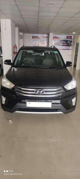 Hyundai Creta 1.4 S, 2018, Diesel