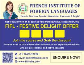 FRENCH INSTITUTE OF FOREIGN LANGUAGES - FIFL
