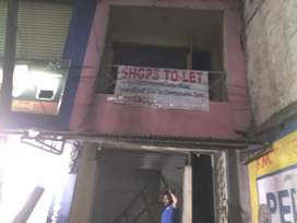 Two separate shops for rent