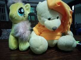 TEDDY and Pony toy