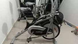 Exercise cycle hi cycle / treadmill hi treadmill