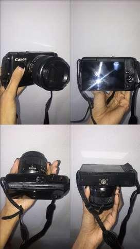 Canon EosM10 mulus