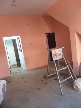 All papers ready with new condition 2bhk with parking area urgent sale