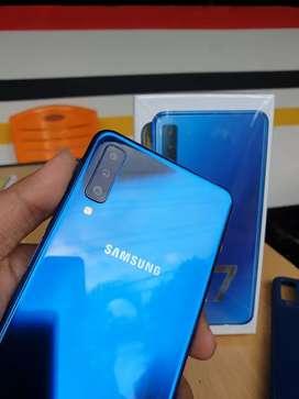 Samsung A7 2018 4/64 Blue