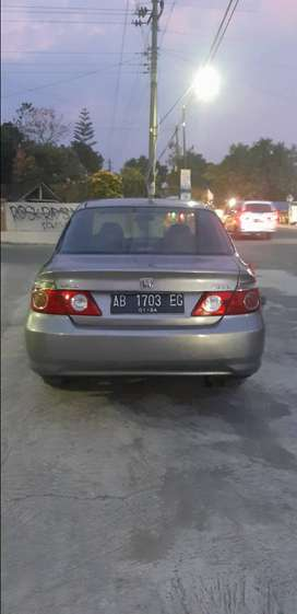 HONDA CITY IDSI MATIC 2008