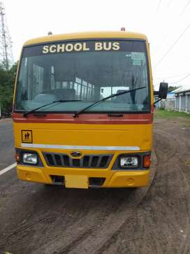 Mahindra 56 seater school buss for sale