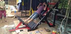 Alat fitnes leg press murah