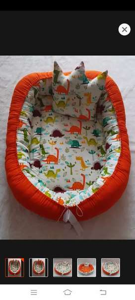 Tempat tidur bayi jual cepat