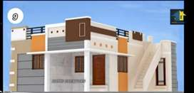 DTCP Approved hous NH Near Othakalmandbam