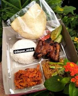 Nasi Kotal Lampung Murah dan enak ( Halal )