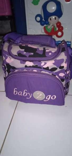 Cooller bag untuk simpan ASI